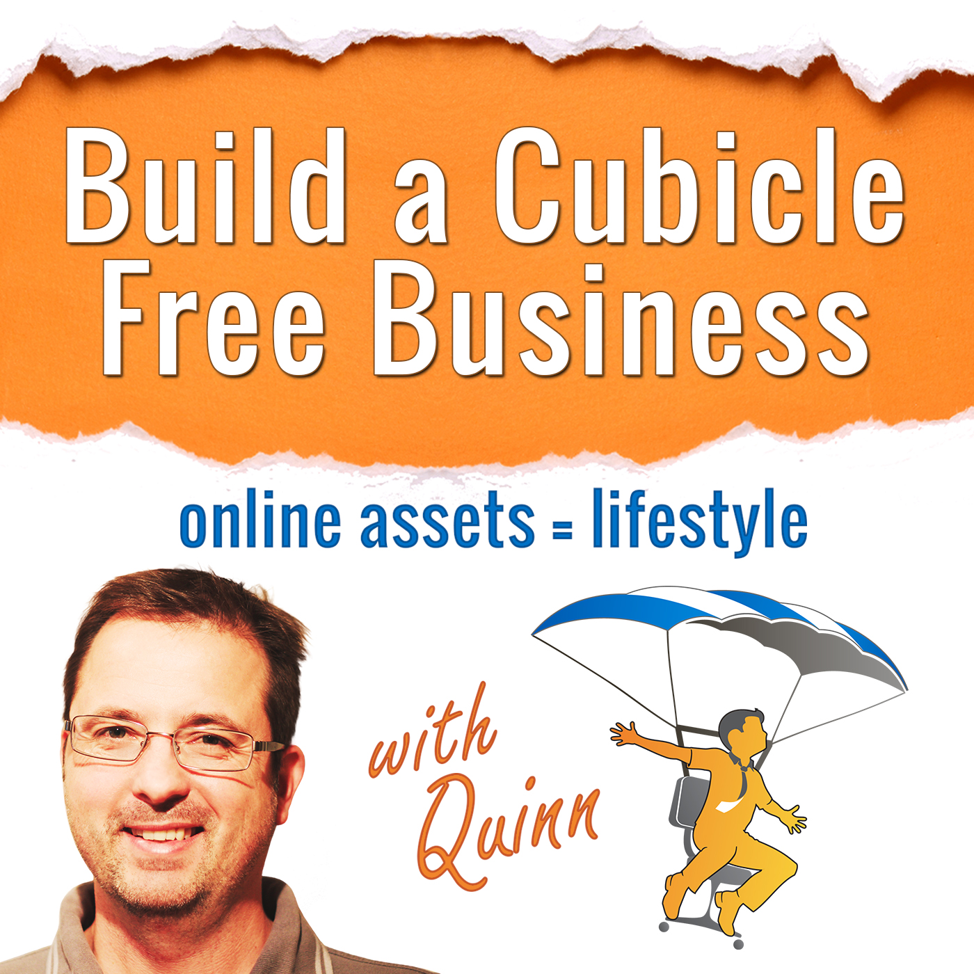 Build a Cubicle Free Business Podcast